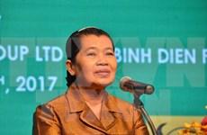 Empresa vietnamita aporta al desarrollo agrícola de Camboya, afirma viceprimera ministra