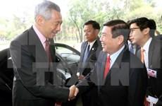 Primer ministro de Singapur destaca nexos comerciales con Vietnam