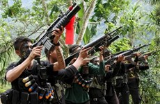 Gobierno filipino e insurgentes reanudarán conversaciones de paz