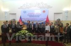 Vietnam y Camboya firman acuerdo de cooperación en sector laboral