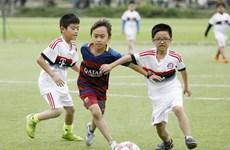 FIFA y UEFA respaldan el desarrollo de fútbol comunitario en Vietnam