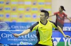Deportistas de 16 países disputan en torneo de bádminton en Vietnam