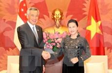 Sugieren establecer grupo de parlamentarios de amistad Singapur-Vietnam