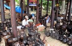 Exponen en Mozambique fotos sobre aldeas vietnamitas de oficios tradicionales