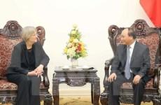 Premier vietnamita aboga por aumentar cooperación con Universidad de Harvard