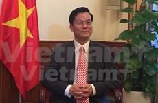 Vietnam dispuesto a profundizar la asociación integral con EE.UU.