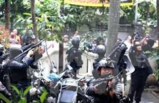 Indonesia detiene a sospechosos que intentan establecer campo de entrenamiento yihadista
