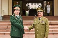 Vietnam y Cuba ratifican esfuerzos por impulsar nexos en defensa
