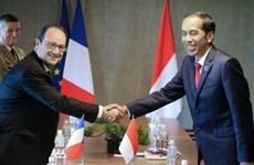Francia e Indonesia robustecen cooperación en defensa
