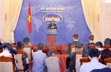 Cancillería vietnamita designa a nueva vocera