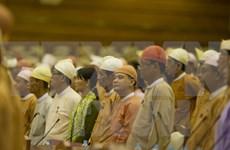 Celebran en Myanmar elecciones parlamentarias parciales