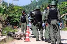 Insurgentes atacan estación policial en el sur de Tailandia