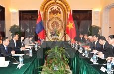 Vietnam y Mongolia apuestan por incrementar nexos de amistad