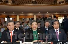 Vietnam continúa actividades en Asamblea 136 de la Unión Interparlamentaria