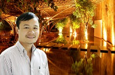 Arquitecto vietnamita recibió premio de los Países Bajos
