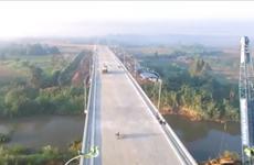 Inician construcción de puente de amistad entre Tailandia y Myanmar