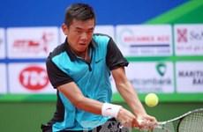 Ly Hoang Nam asciende en ranking de Asociación de Tenistas Profesionales
