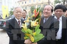 Asociación de Escritores de Vietnam celebra 60 años de fundación