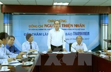 Frente de la Patria de Vietnam participa en la lucha anticorrupción