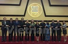 ASEAN y EE.UU. prometen fortalecer asociación estratégica