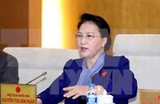Presidenta de Asamblea Nacional de Vietnam inicia su gira por Europa