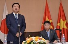 Autoridades de Ciudad Ho Chi Minh promueven comercio e inversión en Japón