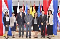 Vietnam y Paraguay intensifican relaciones comerciales