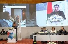 IPU 136 culmina con Declaración de Dhaka llamando a poner fin a la desigualdad