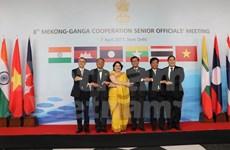 Altos funcionarios de Cooperación Mekong-Ganges se reúnen en Nueva Delhi