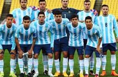 Selección argentina de fútbol sub-20 jugará amistosos en Vietnam