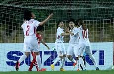 Vietnam clasifica para ronda final de la Copa Asiática de Fútbol Femenina 2018