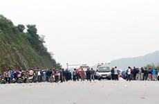 Policía de Ha Tinh emprende proceso legal ante caso de desorden social