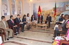 Vietnam y Camerún preparan actividades para aniversario de sus relaciones