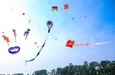 Festival internacional de cometas tendrán lugar en Quang Nam