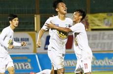 Hoang Anh Gia Lai de Vietnam derrota a China Taipei en campeonato sub-19 de fútbol