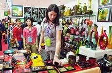 Inauguran feria-exposición de productos artesanales de Vietnam 2017