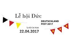 """Efectuarán por primera vez en Ciudad Ho Chi Minh """"Festival de Alemania"""""""
