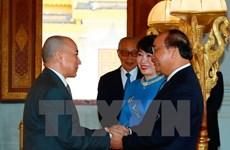Primer ministro vietnamita inicia visita a Camboya