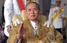 Tailandia: cremación del difunto rey Bhumibol se efectuará en octubre