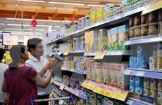 Vietnam registra crecimiento de bienes de consumo de alta rotación