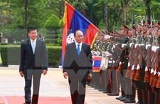 Prensa laosiana destaca significado de visita de premier vietnamita