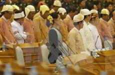 Celebrarán quinta sesión de Parlamento de Myanmar en mayo