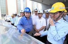 Inspeccionan en Vietnam construcciones ambientales de Formosa Ha Tinh