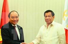 Vietnam y Filipinas buscan intensificar cooperación