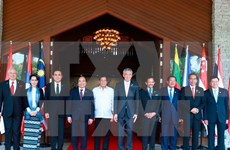 Premier de Vietnam cumple nutrida agenda en XXX Cumbre de ASEAN
