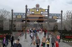 Hue atrae a 280 mil turistas en dos días festivos