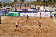 Kazajistán se corona en torneo asiático de voleibol de playa en Vietnam