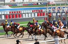 Inauguran mayor hipódromo en Vietnam