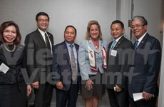Vietnam desea intensificar asociación integral con Estados Unidos