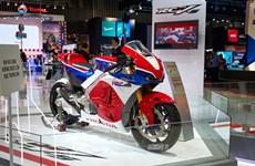 Nutrida participación en Salón de Automóviles y Motocicletas de Vietnam